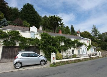 Thumbnail 4 bed cottage for sale in Little Polgooth, St Austell, Cornwall