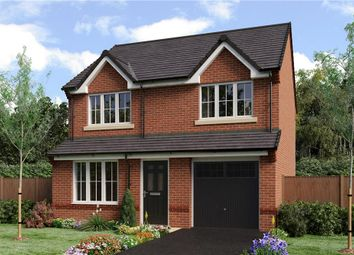 "Thumbnail 3 bed detached house for sale in ""The Larkin"" at Weldon Road, Cramlington"