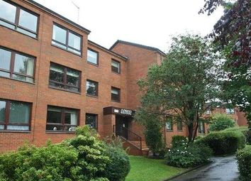 Thumbnail 2 bed flat to rent in Ascot Court, Kelvindale, Glasgow