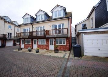 Thumbnail 2 bed semi-detached house to rent in Harbour Road, Seaton