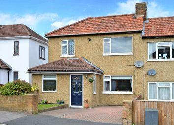Thumbnail 3 bed semi-detached house for sale in Belle Vue Road, Aldershot