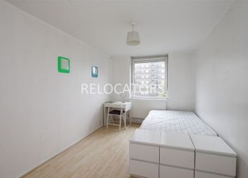Thumbnail 4 bed flat to rent in Hanbury Street, London