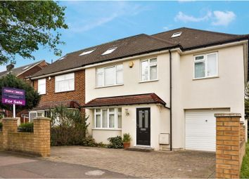 Thumbnail 5 bed semi-detached house for sale in Finchingfield Avenue, Woodford Green