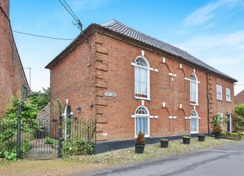 Thumbnail 2 bedroom flat for sale in The Lane, Briston, Melton Constable