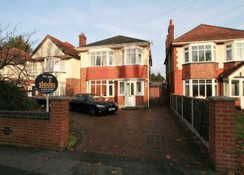 Thumbnail 4 bed detached house for sale in Leybourne Avenue, Northbourne, Bournemouth