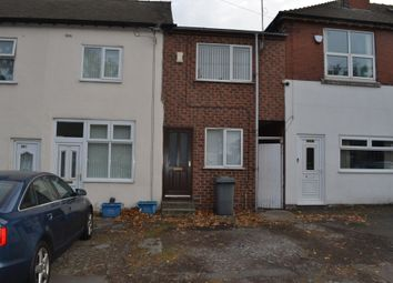 Thumbnail 2 bed terraced house to rent in 395A Badsley Moor Lane, Rotherham