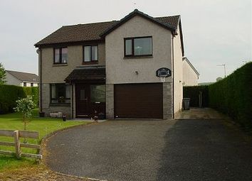 Thumbnail 4 bedroom detached house for sale in Masonfield Crescent, Newton Stewart