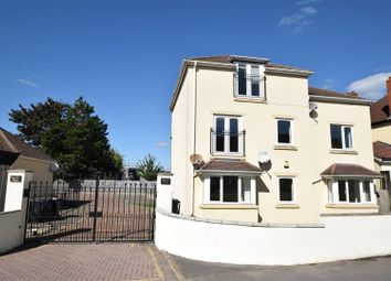 Thumbnail 2 bed flat for sale in Savoy Road, Bristol
