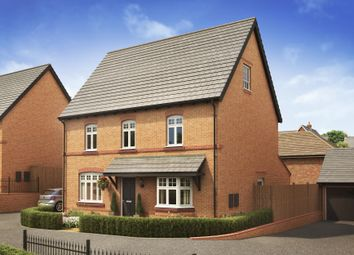 "Thumbnail 5 bed detached house for sale in ""Guilden"" at Nantwich Road, Tarporley"