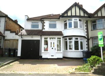 Thumbnail 5 bed semi-detached house for sale in Gresham Road, Hall Green, Birmingham