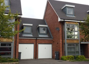 Thumbnail 4 bed mews house to rent in Keepers Gate, Chelmsley Wood