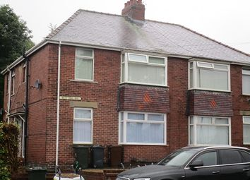 Thumbnail 2 bed flat to rent in Billy Mill Avenue, North Shields
