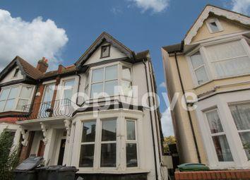 Thumbnail 1 bedroom flat to rent in Bensham Lane, Thornton Heath