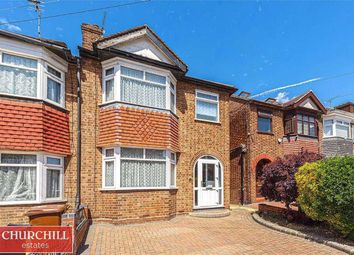 Thumbnail 3 bedroom end terrace house for sale in Trevose Road, Walthamstow, London