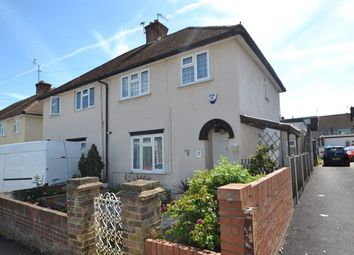 Thumbnail 3 bedroom semi-detached house for sale in Wharf Road, Broxbourne
