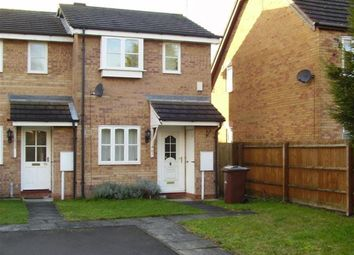 Thumbnail 2 bedroom terraced house to rent in Heron Drive, Lenton