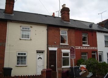 Thumbnail 2 bedroom terraced house for sale in Cumberland Road, Reading