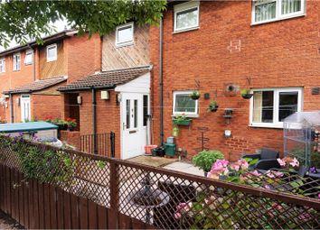 Thumbnail 2 bedroom flat for sale in Hambledon Close, Wolverhampton