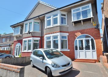 Thumbnail 3 bed semi-detached house for sale in The Laund, Wallasey