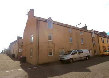 Thumbnail 2 bedroom flat to rent in Commerce Street, Lossiemouth