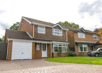 Thumbnail 4 bed detached house for sale in Grizebeck Drive, Allesley Green, Coventry, West Midlands