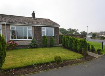 Thumbnail 2 bed semi-detached bungalow to rent in Percy Road, Hunmanby, Filey