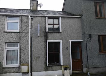 Thumbnail 2 bed terraced house for sale in Chandlers Place, Porthmadog
