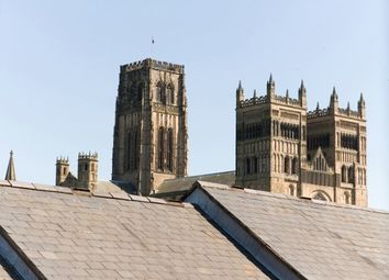 Thumbnail 2 bed flat for sale in Dunelm Court, South Street, Durham