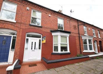 Thumbnail 4 bed terraced house for sale in Hartington Road, Garston, Liverpool, Merseyside