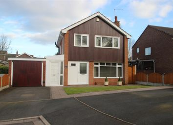 Thumbnail 3 bed detached house for sale in Wellington Road, Church Aston, Newport