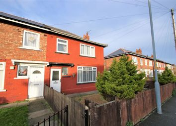 Thumbnail 3 bed terraced house for sale in Marshall Avenue, Middlesbrough