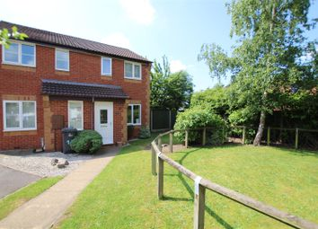Thumbnail 2 bed semi-detached house for sale in Trusley Close, Branston, Burton-On-Trent