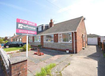 Thumbnail 2 bedroom semi-detached bungalow for sale in Hodgson Avenue, Freckleton, Preston, Lancashire