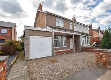 Thumbnail 2 bed semi-detached house for sale in Bretton Lane, Bretton, Chester