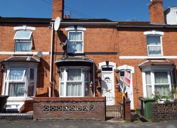 Thumbnail 4 bed terraced house for sale in Compton Road, Worcester, Worcestershire