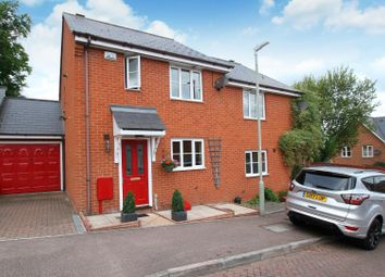 Thumbnail 3 bed property for sale in Almond Court, Chartham, Canterbury