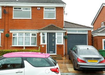 Thumbnail 3 bed semi-detached house for sale in Eskdale Avenue, Blackrod, Bolton