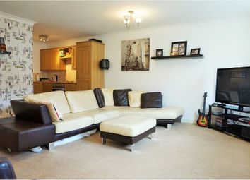 Thumbnail 2 bed flat for sale in Swan Court, Askern, Doncaster