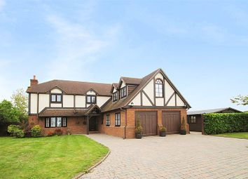 5 bed detached house for sale in Evergreens, North Road, South Ockendon, Essex RM15