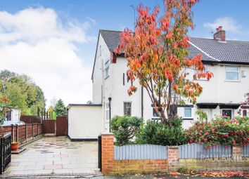 Thumbnail 3 bed semi-detached house for sale in Cressingham Road, Stretford