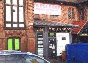 Thumbnail Retail premises for sale in The Cross, Hoylake Road, Moreton, Wirral