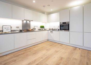 Thumbnail 3 bed triplex for sale in Knights Road, Silvertown, London