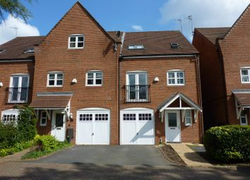 Thumbnail 4 bed end terrace house for sale in Howarth Court, Water Orton, Birmingham