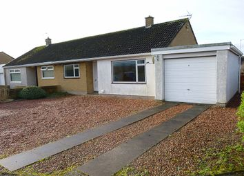Thumbnail 2 bed semi-detached bungalow for sale in Herries Avenue, Heathhall, Dumfries