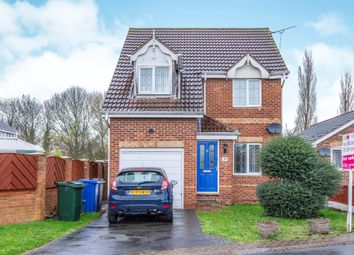 Thumbnail 3 bedroom detached house for sale in Harvest Close, Balby, Doncaster