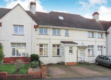 Thumbnail 3 bedroom terraced house for sale in Hazeldene Road, Northampton