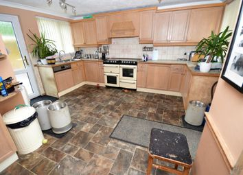 Thumbnail 3 bedroom semi-detached house for sale in Lovelace Crescent, Exmouth, Devon