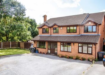 Thumbnail 6 bed detached house for sale in Prestbury Avenue, Clayton, Newcastle-Under-Lyme