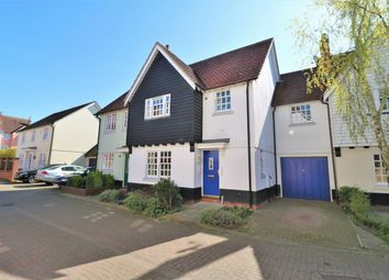 Thumbnail 3 bed semi-detached house for sale in Mulberry Harbour Way, Wivenhoe, Colchester, Essex