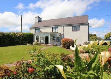 Thumbnail 4 bed property for sale in Llanfechell, Amlwch